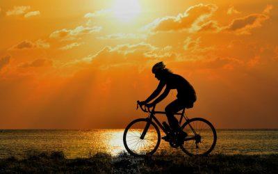 Que hacer si sufres un golpe de calor entrenando con tu bici