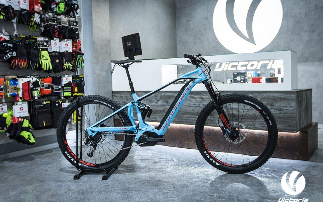 Buenas noticias para los amantes de las bicicletas eléctricas de montaña.
